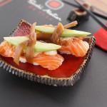 Sesja zdjciowa dla Sushi Atelier - restauracji na Wilanowie, fotografia do karty menu i strony internetowej