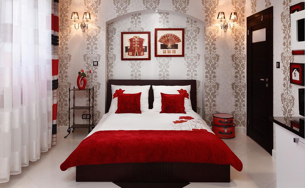 zdjęcia pokoju hotelowego