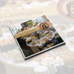 okładka projektu folderu firmowego Lech Catering